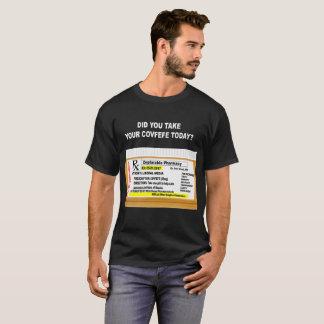 Lustige Covfefe Verordnung T-Shirt