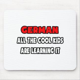 Lustige deutsche Lehrer-Hemden und Geschenke Mousepads