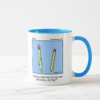 Lustige Geburtstags-Tasse für Vati Tasse