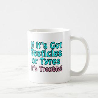 Lustige Geschenke für Frauen! Kaffeehaferl