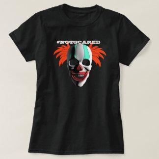 Lustige Halloween-Gewohnheit erschrocken nicht von T-Shirt