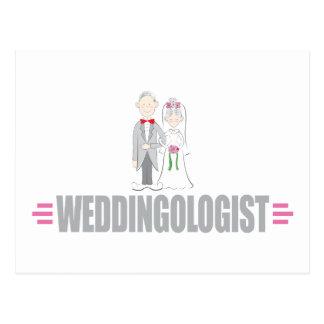 Lustige Hochzeit Postkarte