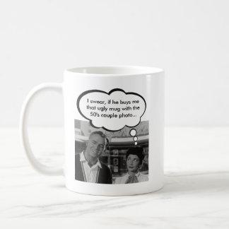 Lustige Kaffee-Tasse - kaufen Sie sie nicht diese Kaffeetasse