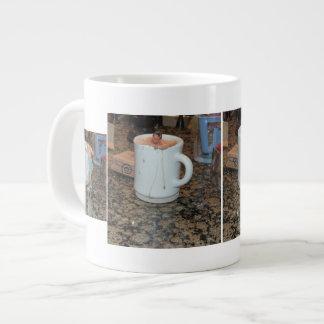 Lustige Kaffeetasse mehr Kaffee!! Jumbo-Tasse