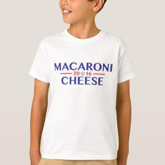 Lustige Kampagnen-Parodie des Makkaroni-Käse-2016 T-Shirt