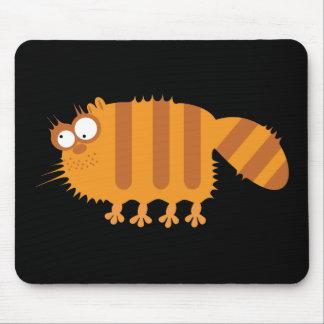 Lustige Katze Mauspads