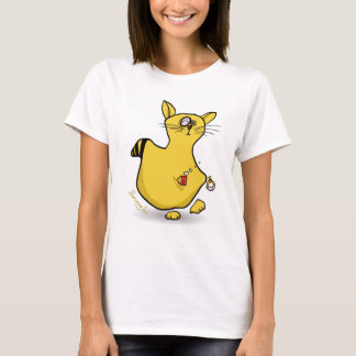 Lustige Katze T-Shirt