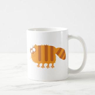 Lustige Katze Kaffee Haferl