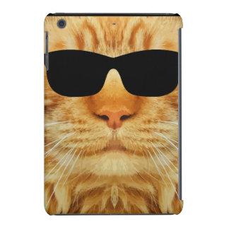 Lustige Katzen-coole Katze iPad Mini Retina Hülle