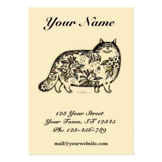 Lustige katzen visitenkarten lustige katzen - Lustige visitenkarten ...