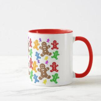 Lustige Lebkuchen-Mann-Kaffee-Tasse Tasse