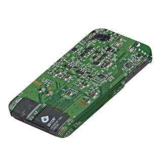 Lustige Leiterplatte iPhone 4/4S Case
