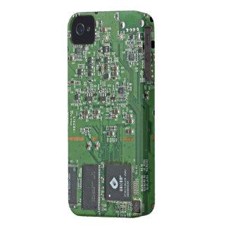 Lustige Leiterplatte iPhone 4 Case-Mate Hülle
