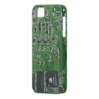 Lustige Leiterplatte iPhone 5 Case