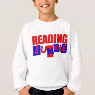 lustige Lesung Sweatshirt
