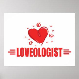 Lustige Liebe Sie Poster