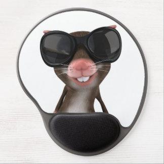 Lustige Mäusegel-Mausunterlage Gel Mousepad