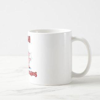 Lustige Menopause Kaffeetasse