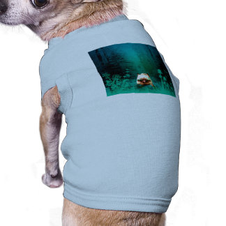 Lustige, niedliche Cartoonkatze Shirt