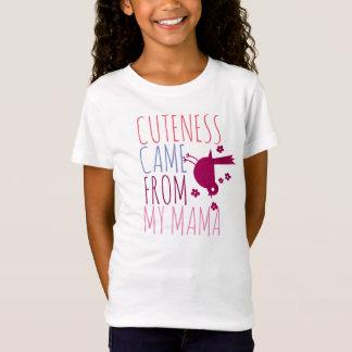 Lustige Niedlichkeit kam von meinem Mamma T-Shirt