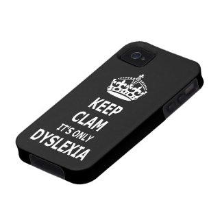 Lustige Parodie behalten Ruhe und machen weiter iPhone 4 Case