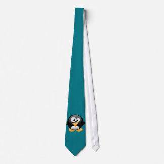 Lustige Penguin-Krawatte Krawatte