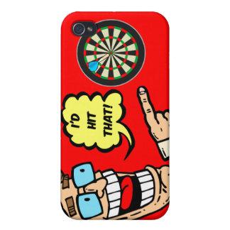 lustige Pfeile Etui Fürs iPhone 4