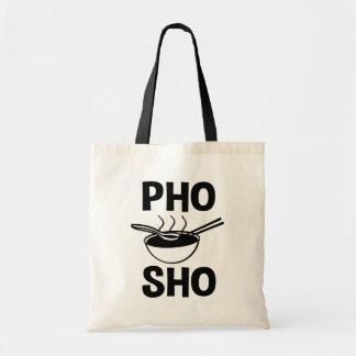 Lustige Pho Sho Taschentasche Tragetasche