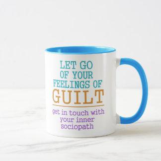 Lustige Selbsterkenntnis-Name-Tassen Tasse