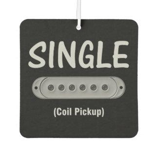 Lustige Single-Spulen-Lieferwagen-Gitarre Lufterfrischer