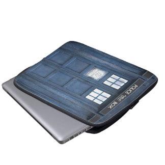 Lustige Telefonzelle-Laptop-Hülse Laptop Computer Schutzhülle