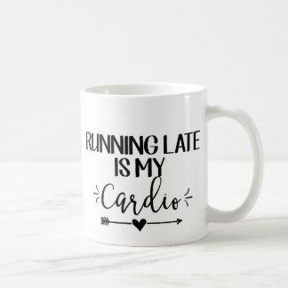 Lustige Turnhallen-Zitat-Kaffee-Tasse Kaffeetasse