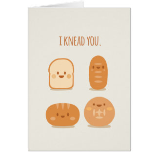 Lustige Valentinstag-Karte | benötige ich Sie Karte