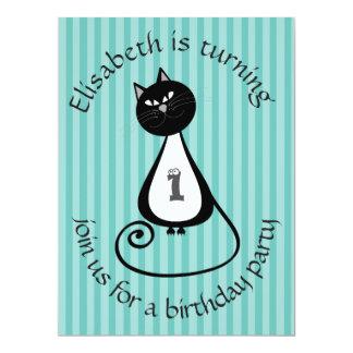 Lustige wunderliche Geburtstagseinladung der 16,5 X 22,2 Cm Einladungskarte