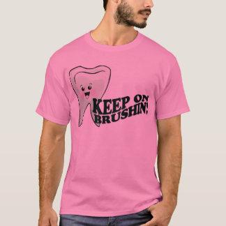 Lustige Zahnarzt-zahnmedizinische Gesundheit T-Shirt