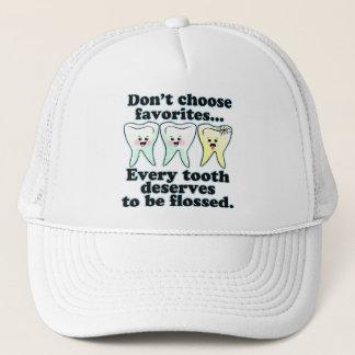 Lustige Zahnheilkunde Truckerkappe