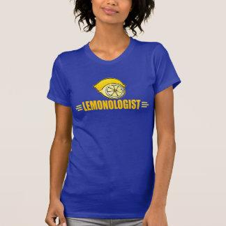 Lustige Zitrone T-Shirt