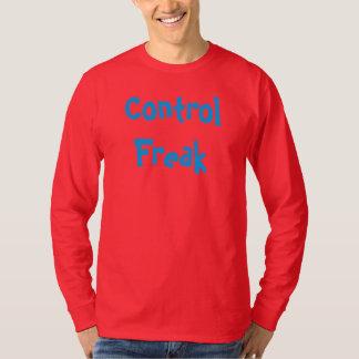 Lustigen Kontrollen-Freak-Joes Fave T-Shirt
