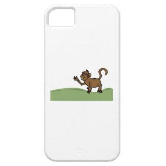 Lustiger Affe Schutzhülle Fürs iPhone 5