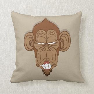 Lustiger Affe Kissen