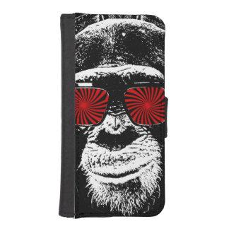 Lustiger Affe iPhone 5 Portmonnaies