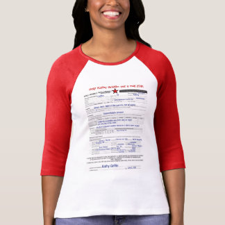 Lustiger als Kathy Greif T-Shirt