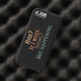 Lustiger Aufstieg und Glanz? Tough iPhone 6 Hülle