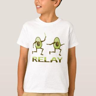 Lustiger Avocado-Staffellauf T-Shirt