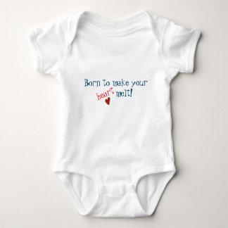 Lustiger Baby-Bodysuit Baby Strampler