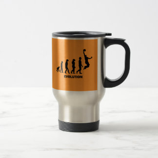 Lustiger Basketball Kaffeetassen