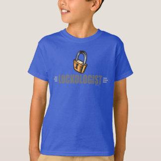 Lustiger Bauschlosser T-Shirt