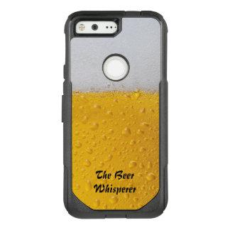 Lustiger Bierkasten für den Bier Whisperer OtterBox Commuter Google Pixel Hülle