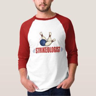 Lustiger Bowling T-Shirt