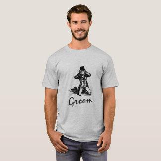 Lustiger Bräutigam - lustige T-Shirts